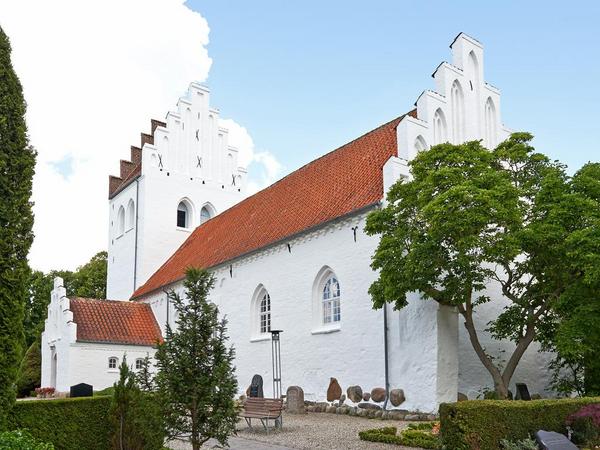 Dansk kirke COLOURBOX10375951