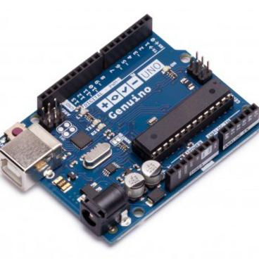 Input og output med Arduino