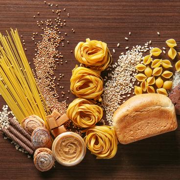 Forskellige slags kulhydrater