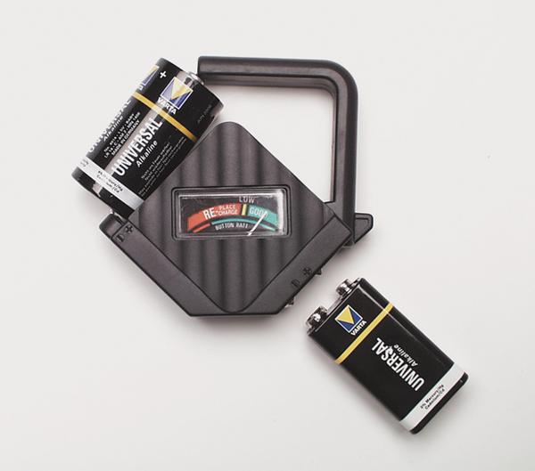 Batteritester SrenFrederiksen