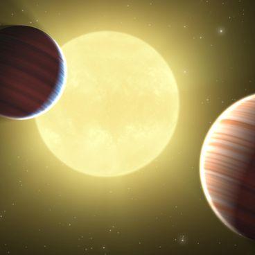 Sådan finder man exoplaneter