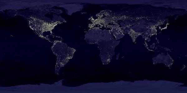 earth lights lrg  Large