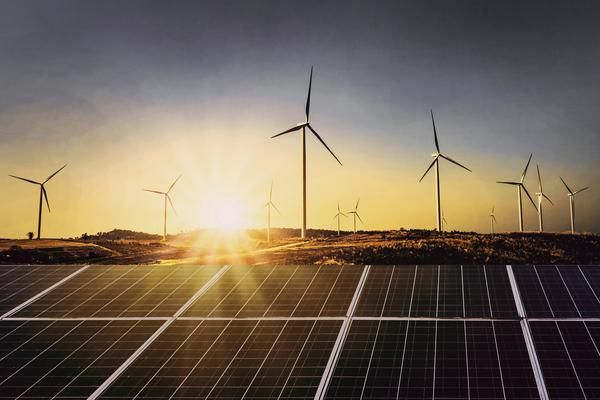 Vedvarende energi GettyImages 928862770