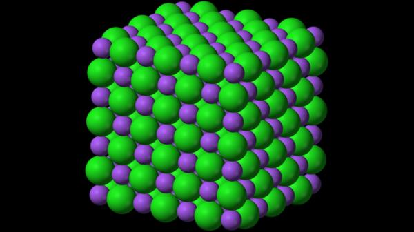 Krystalstruktur